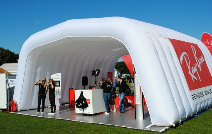 Inflatable Roofs Inspire Inflatable Structures Long